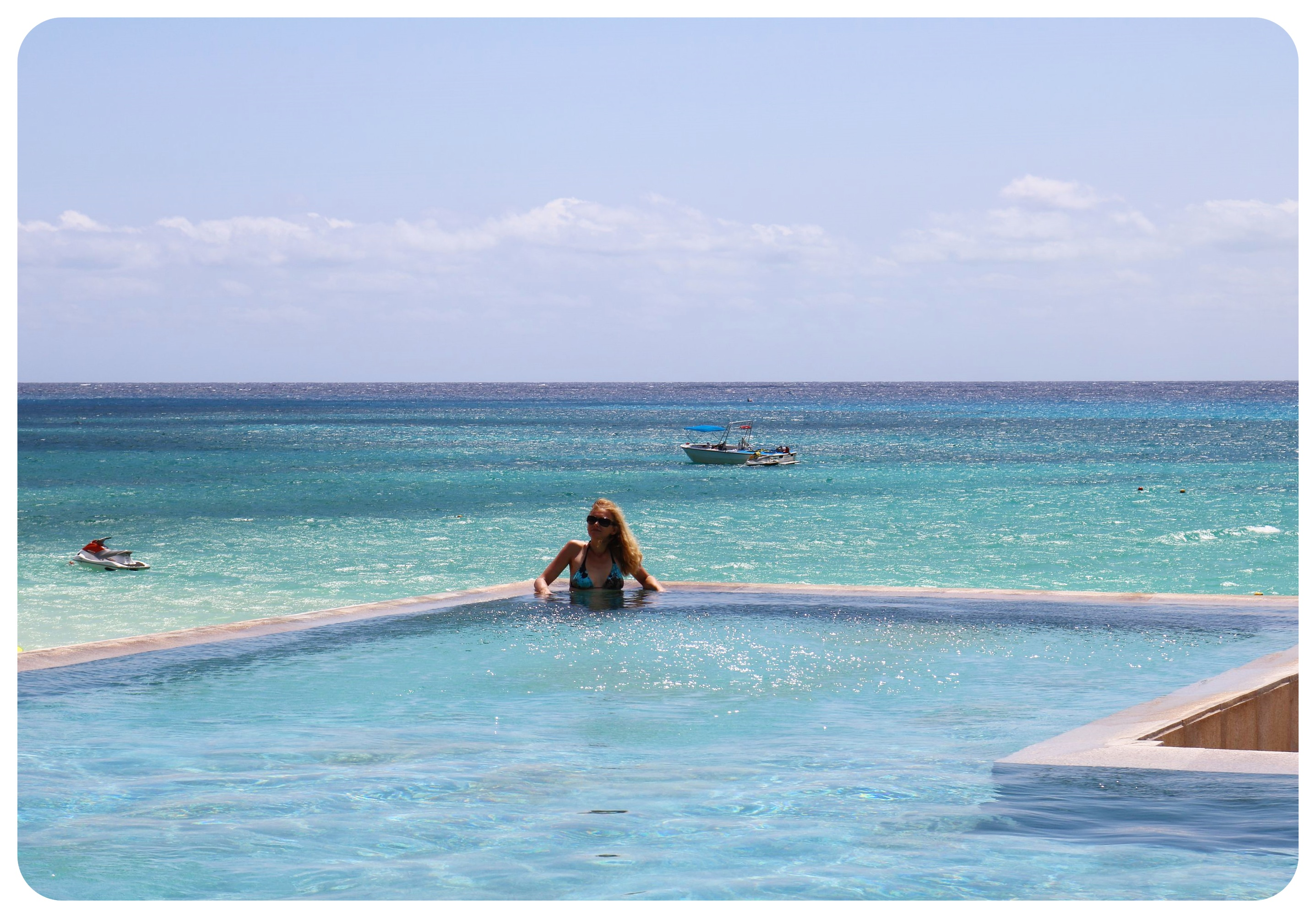 grand hyatt playa del carmen infinity pool dani