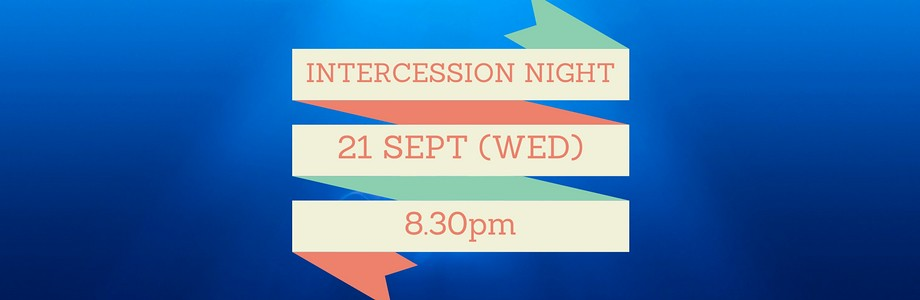Intercession Night