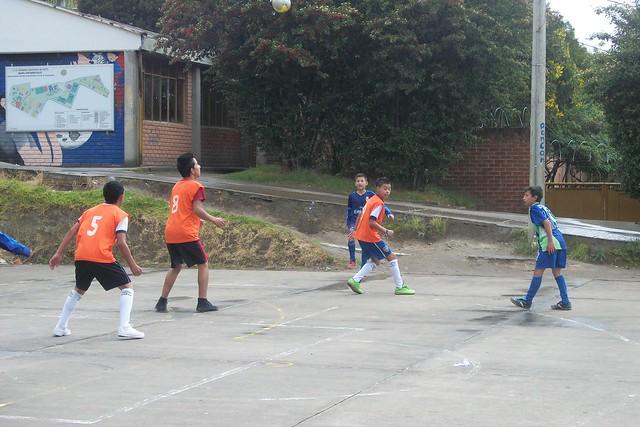 Preparación INFANTIL Y JUVENIL MASCULINO Microfutbol