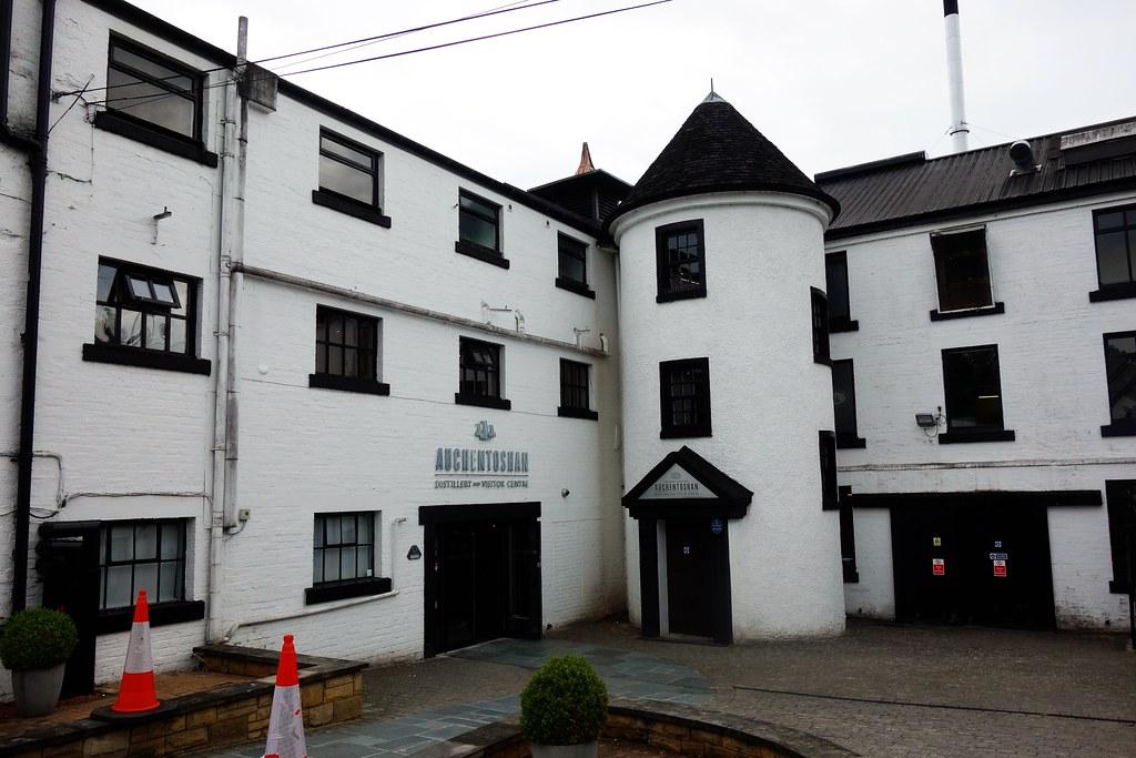 Auchentoshan Distillery, Scotland