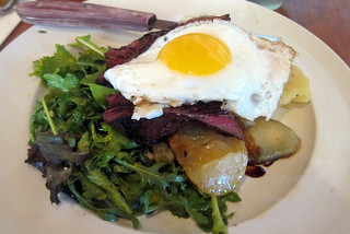 Brooklyn - Red Hook: The Good Fork - Steak and Eggs | by wallyg