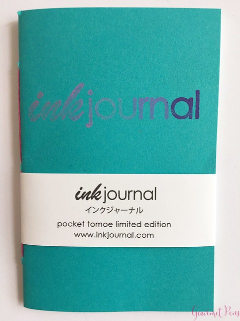 Review @InkJournal Pocket Tomoe Miami Notebook 2