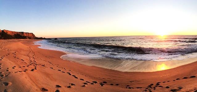 Cowell Ranch Beach, California, USA