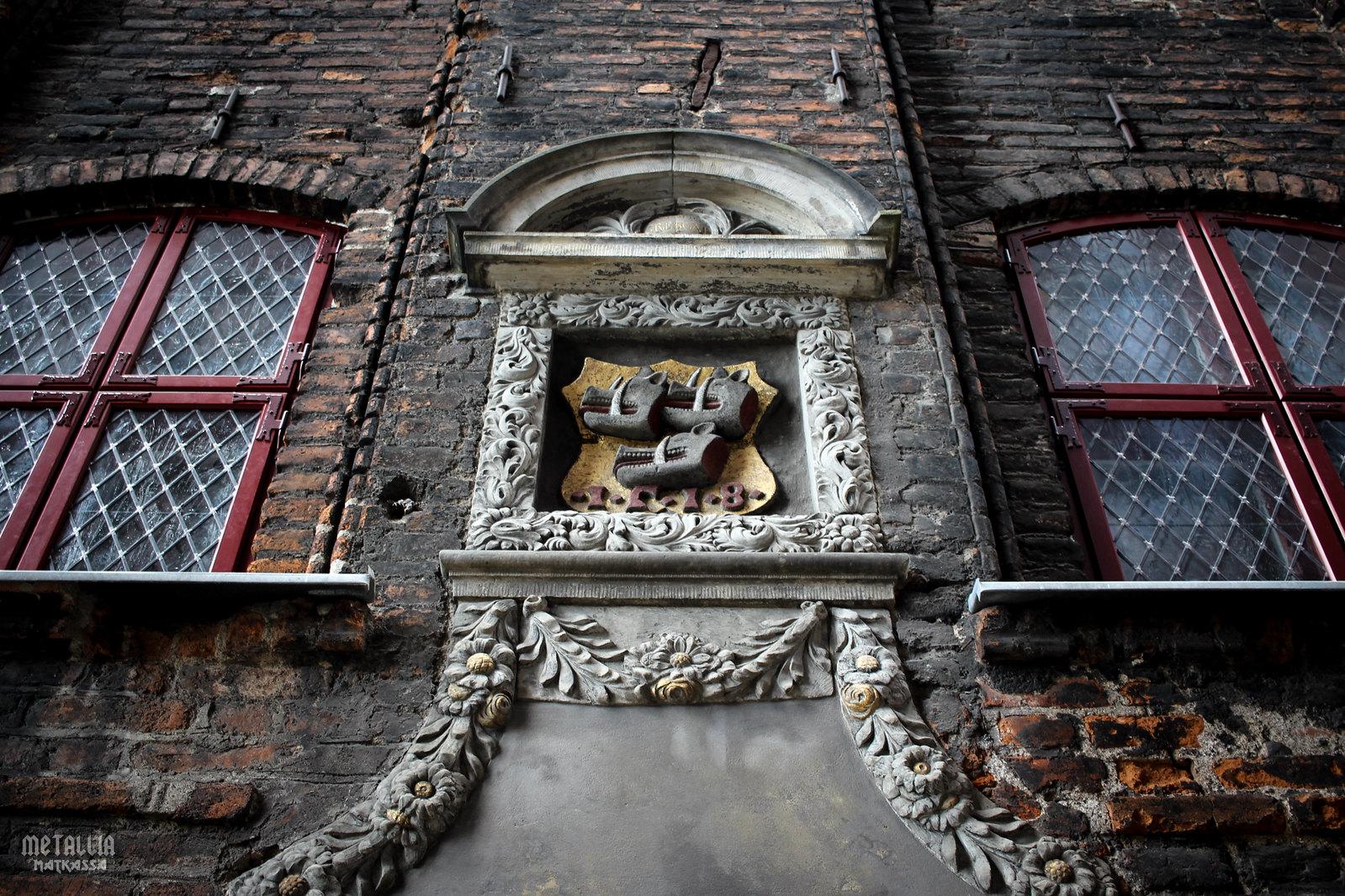 gdansk, gdanskin vanha kaupunki, gdansk old town, gdansk stare miasto, st. mary's basilica