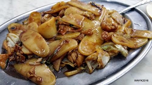 Fried Pak Ko
