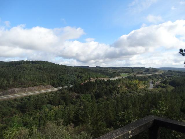 Mirador de San Breixo en Guitiriz