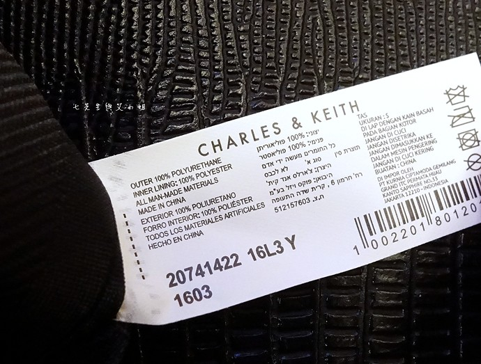 35 新加坡必買平價精品 Charles & Keith 小CK