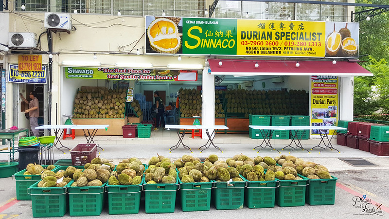 sinnaco durian specialist ss19