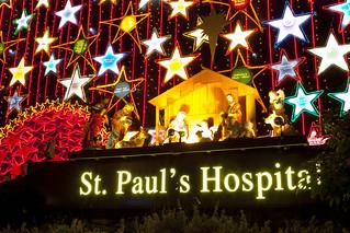 Lights of Hope 2014 @ St. Paul's Hospital