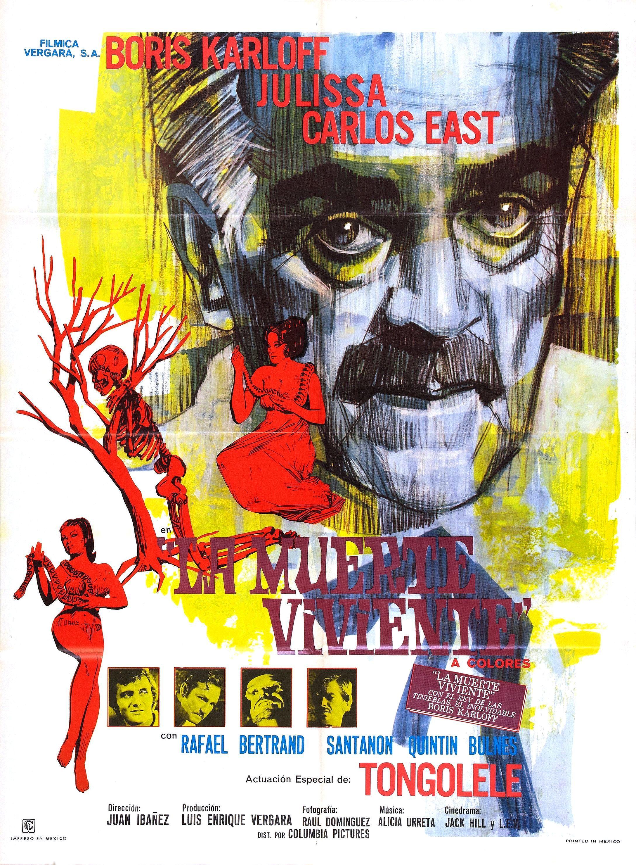 Snake People (1971)