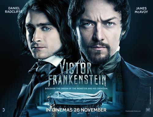 Victor Frankenstein - Poster 4