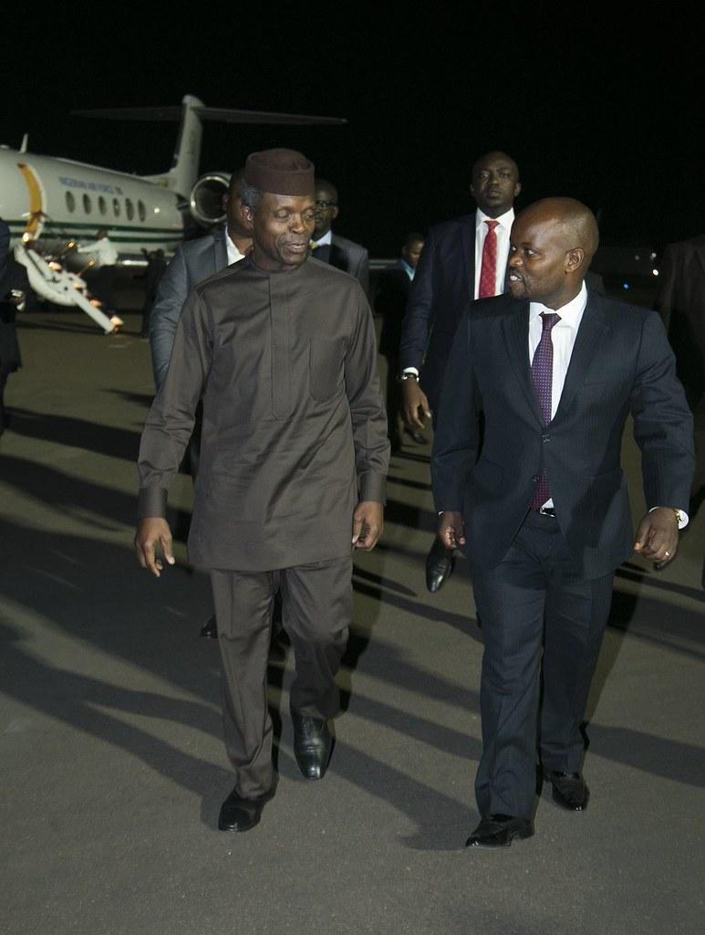 AU Nigeria Osinbajo