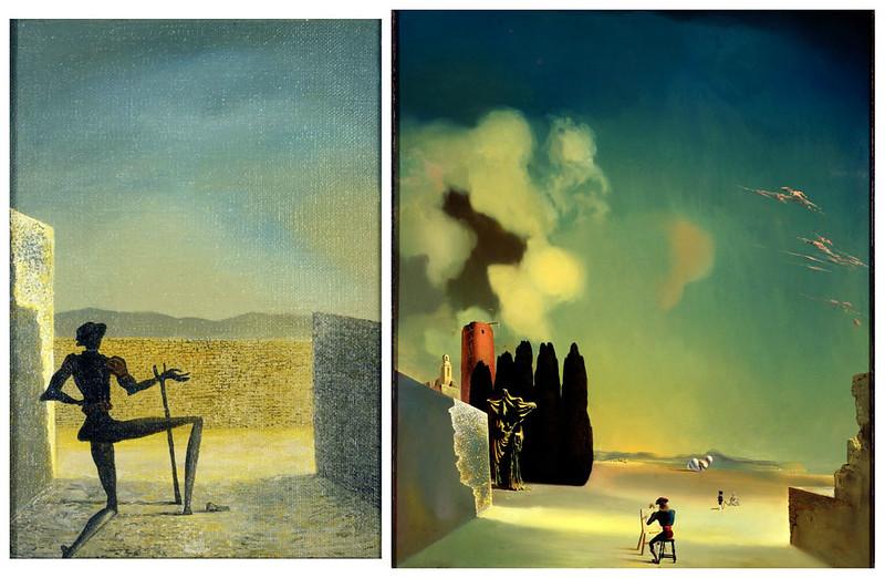 Vermeer e Dalí