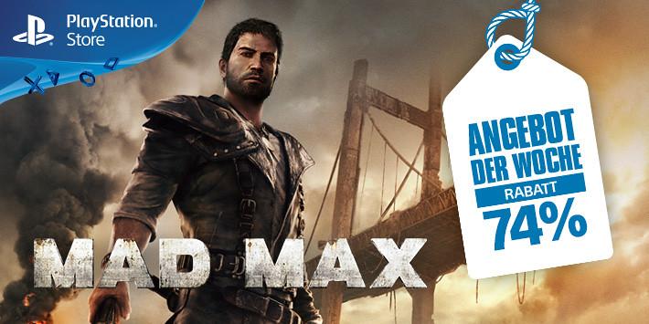 Angebot der Woche - Mad Max