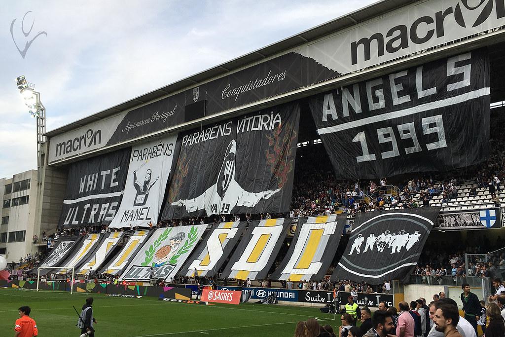 Vitória SC 3-3 Sporting