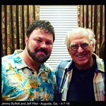 A1A with Jimmy Buffett and Mac McAnally - Augusta, Georgia - 04-07-16