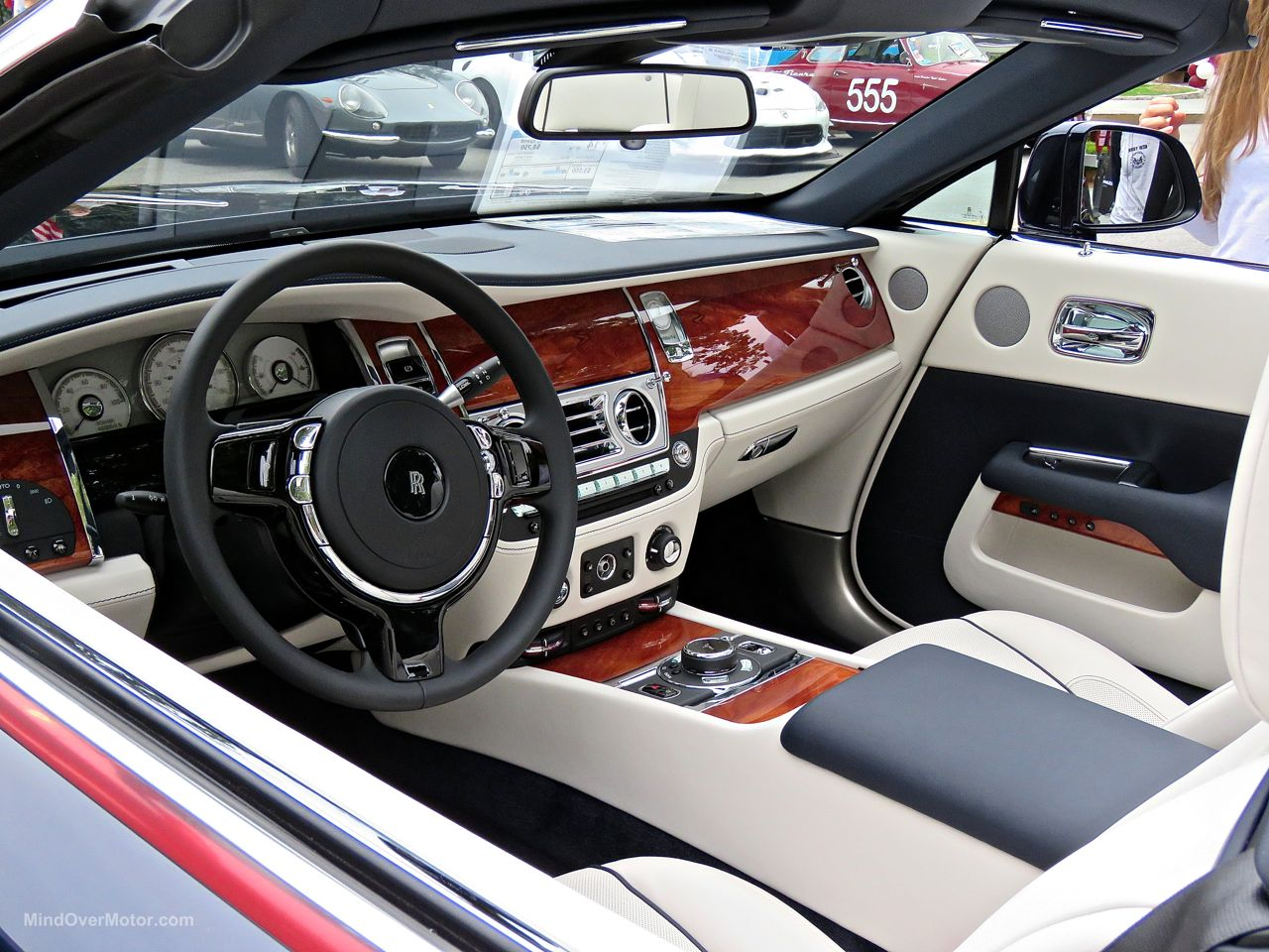 Rolls Royce Dawn Scarsdale Concours 3
