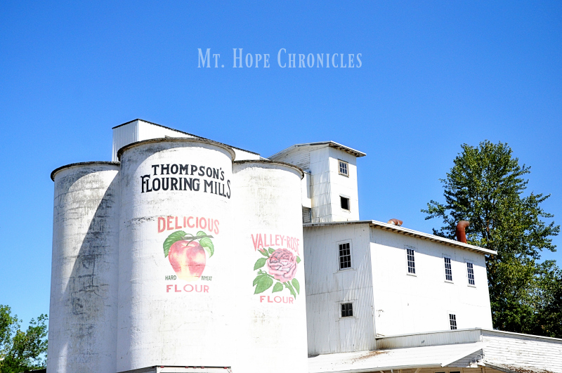 Thompson's Flour Mill @ Mt. Hope Chronicles