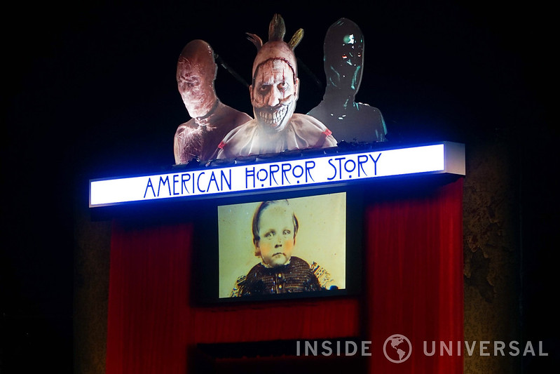 American Horror Story (2016) - Halloween Horror Nights at Universal Studios Hollywood