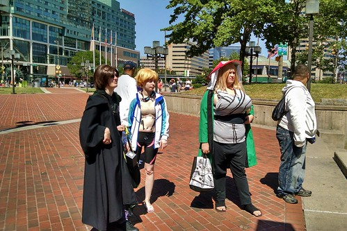 Baltimore Cosplay Photoshoot, June 18, 2016