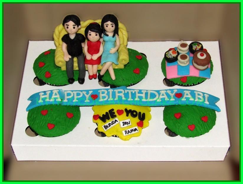 Cupcake set Abi