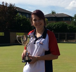 Ladies Unbadged Singles Winner 2016