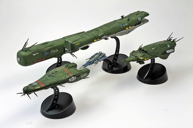 Zentradi - Fleet