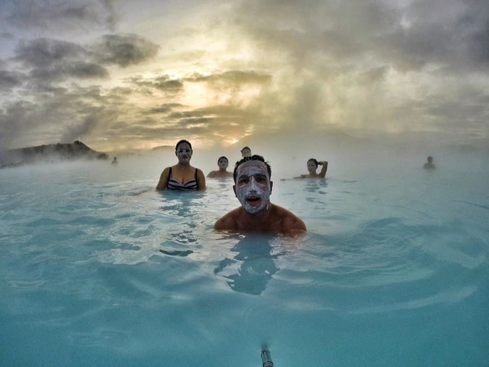 Blue Lagoon, Reykjavik, Iceland - Nov 2015 (Photo by Tsadiktus)