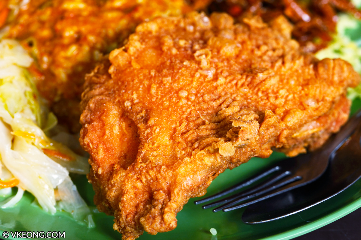 Section 17 Fried Chicken