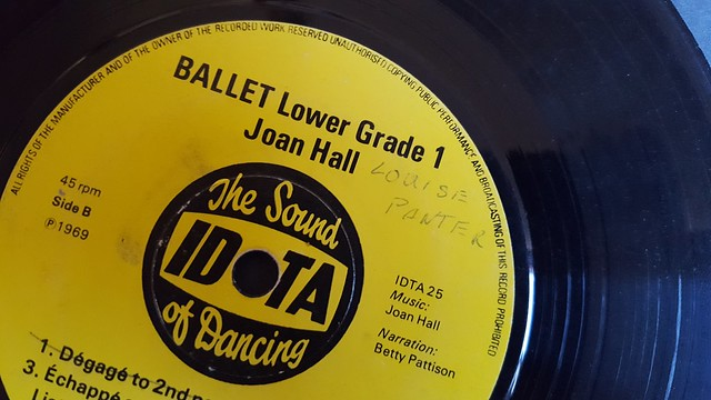 Joan Hall – Ballet Lower Grade 1