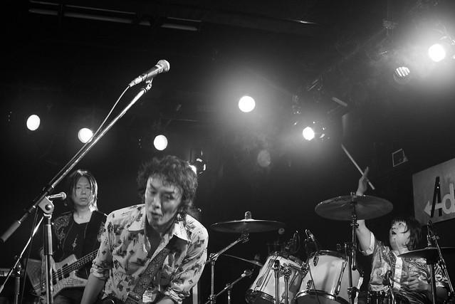 TOWNZEN live at Adm, Tokyo, 24 Jul 2016 -00156