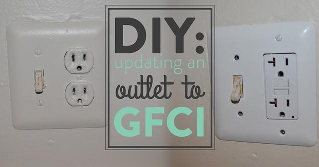 GFCI header