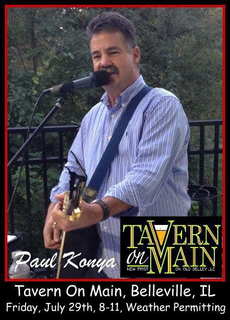Paul Konya 7-29-16