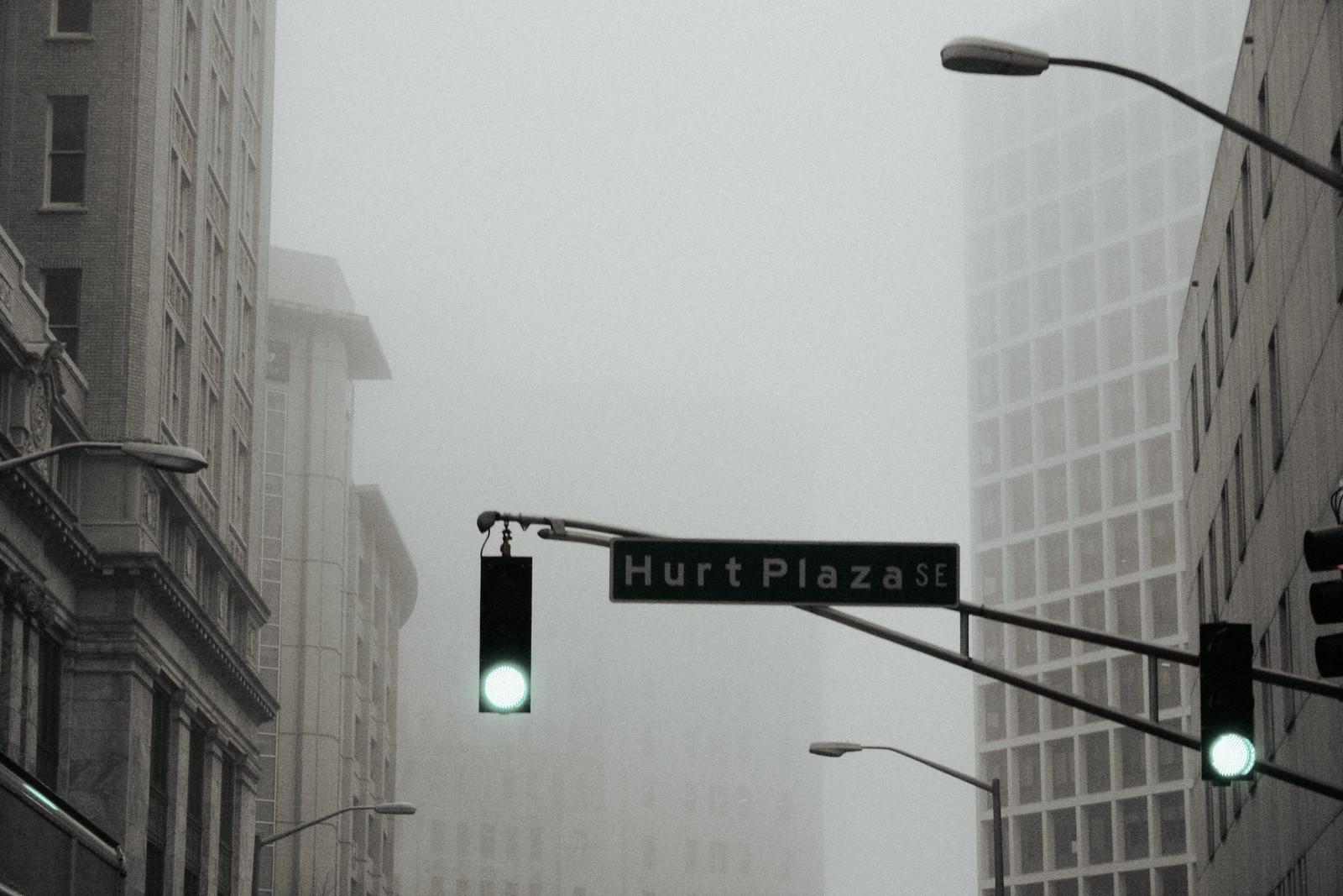 Hurt Plaza, Downtown Atlanta, 2015