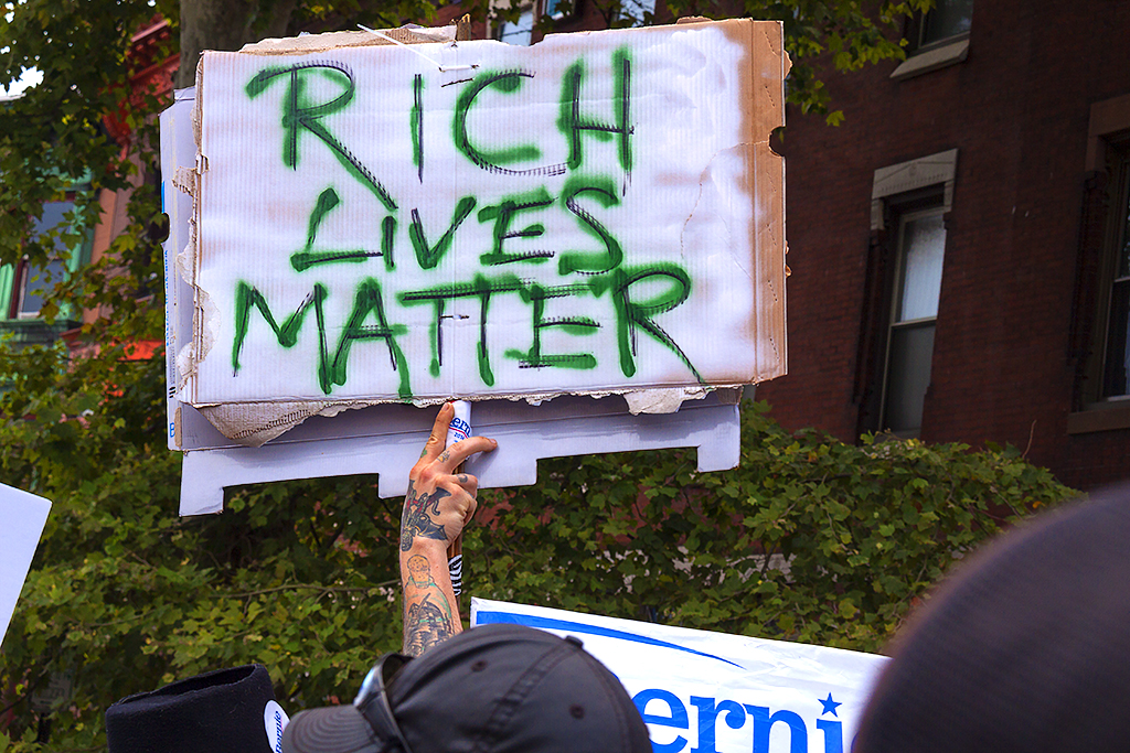 RICH LIVES MATTER--South Broad