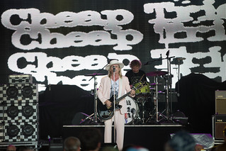 Heart and Cheap Trick at Hollywood Casino Amphitheatre 7/16/16