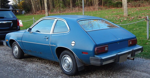 1980 Ford Pinto 2-Door Sedan