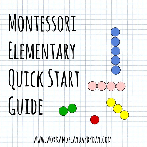 Montessori Elementary Quick Start Guid