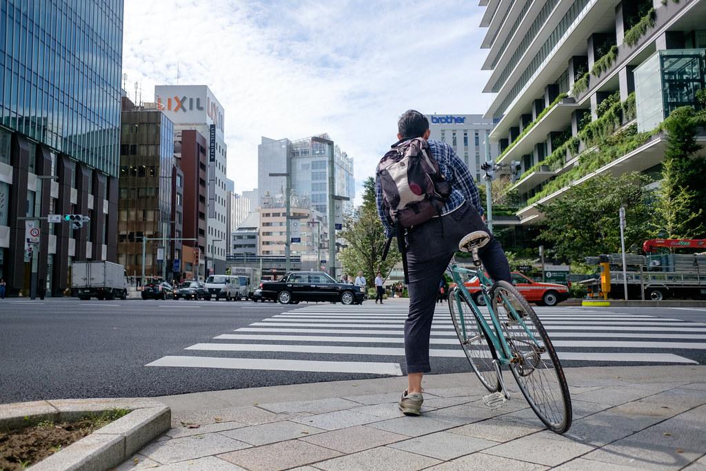 自転車  2016/10/06 X7002869