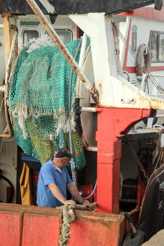 Barfleur - Fishing boat 1