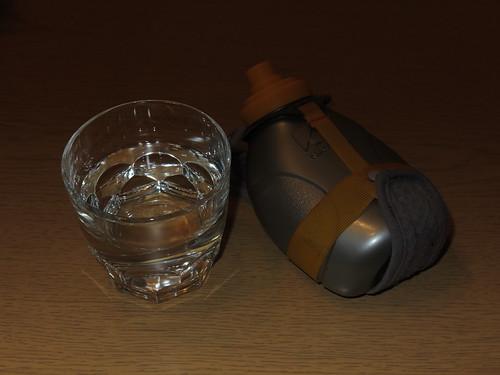 Wasser von der Schwarzaquelle