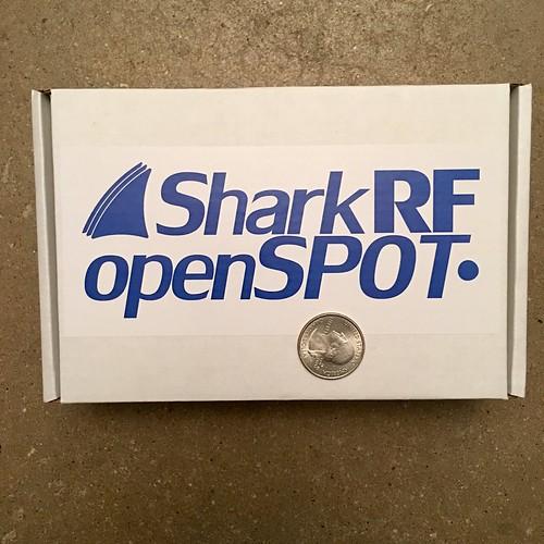 Shark RF OpenSPOT
