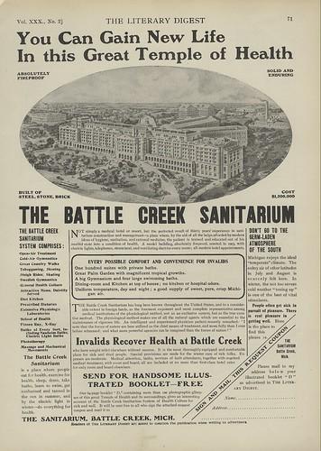 Battle Creek Sanitorium