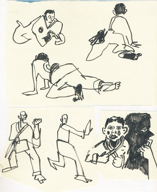 Sketchbook #98: Daily Life