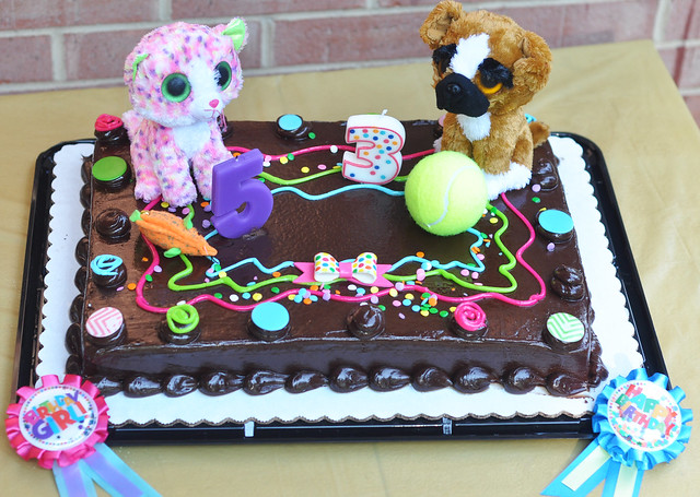 Puppy and Kitty Birthday Party