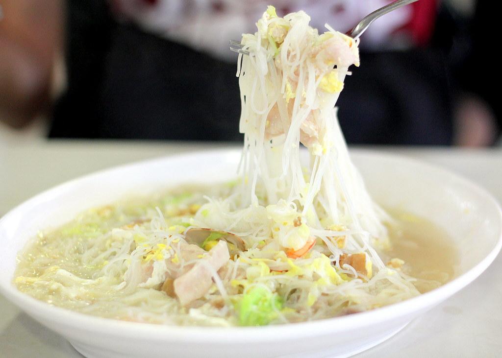 Seafood White Bee Hoon: 72 Xiao Chu Zhi Jia