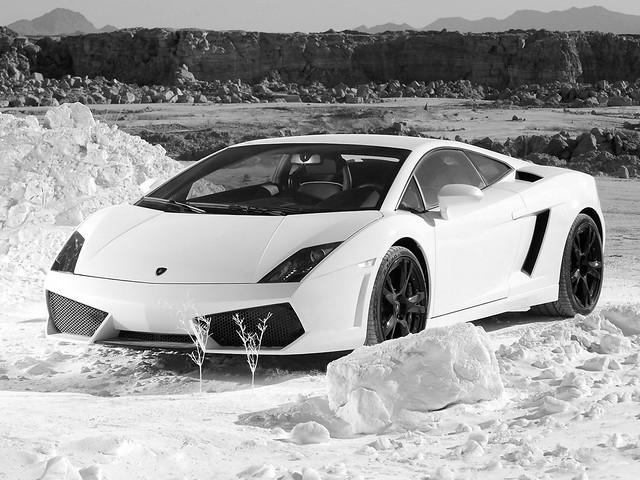Lamborghini Gallardo LP 560-4. 2008 – 2012 годы