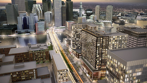 One Seaport Square - Credit WS Development