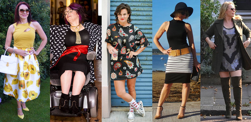 Over 40 fashion bloggers #iwillwearwhatilike