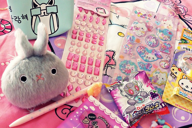 Kawaii Box September 2016